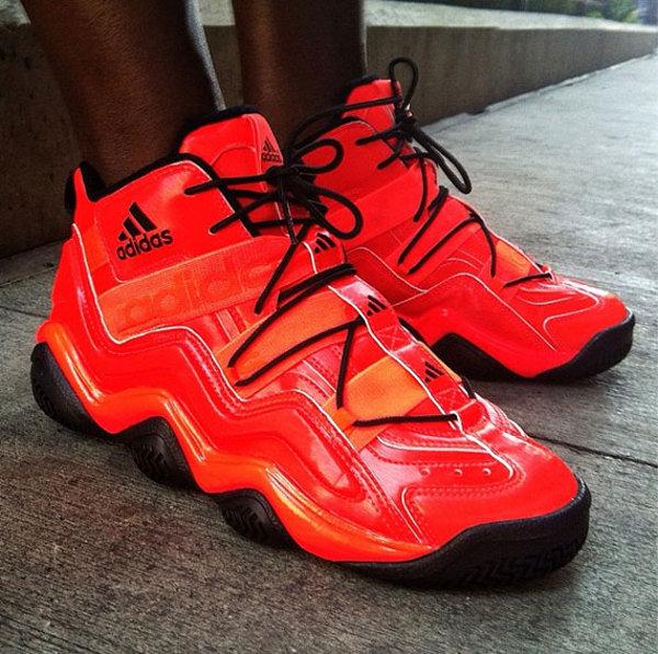 Adidas Top Ten 2000 Infrared