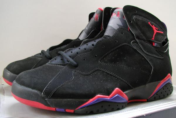 La Nike Air Jordan 7 Charcoal