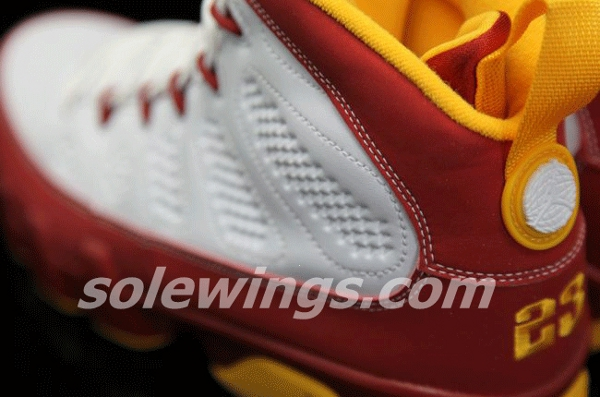 Air Jordan 9 Crawfish