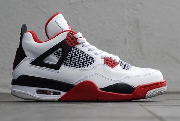 Air Jordan 4 Retro Fire Red
