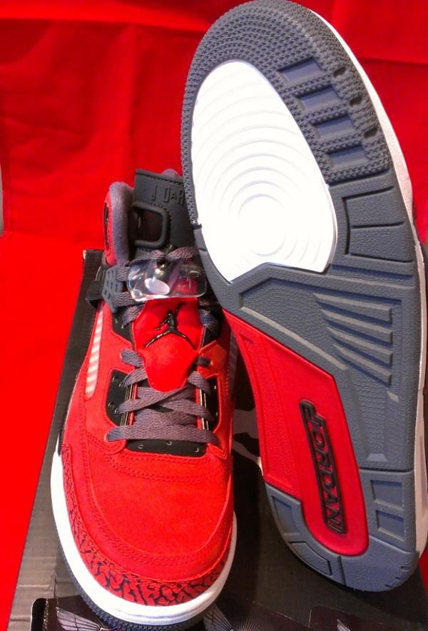 Air Jordan Spizike Bulls