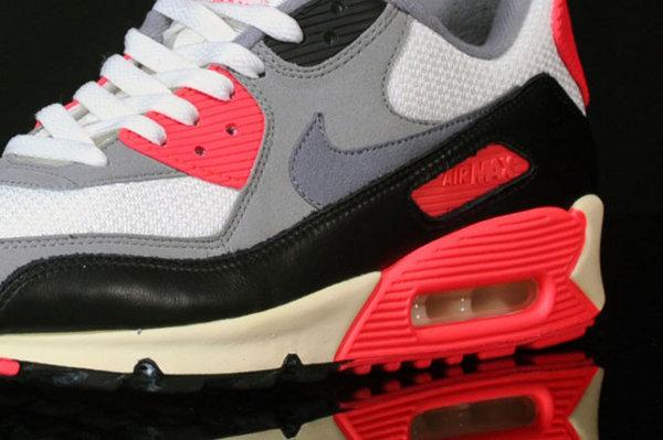 Nike Air Max 90 OG Infrared Vintage