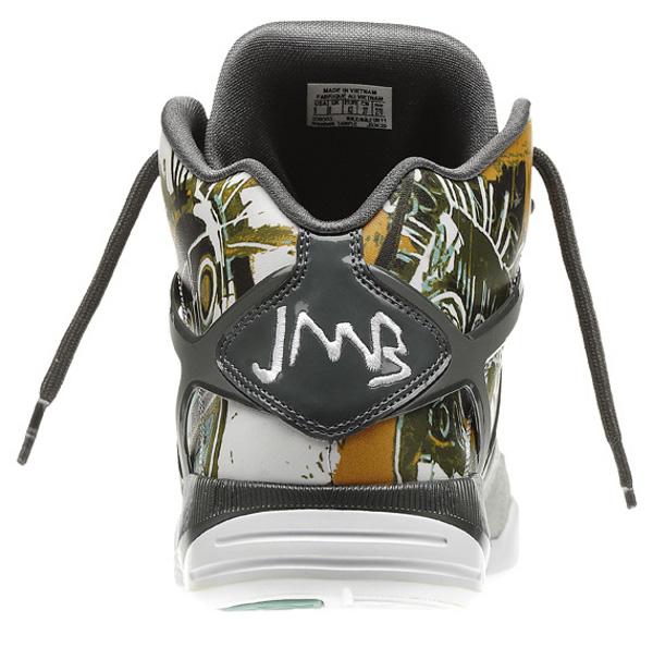 Reebok Pump HLS Michel Basquiat