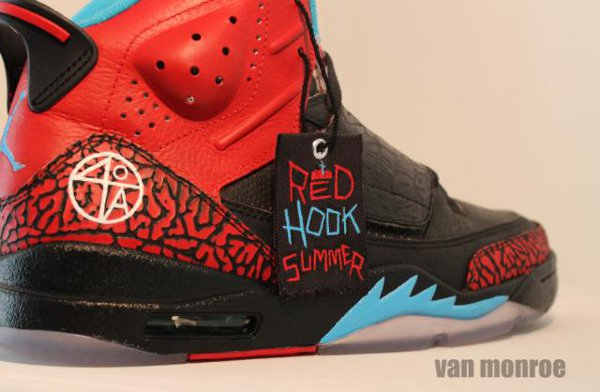 "Jordan Son Of Mars ""Red Hook Summer"""
