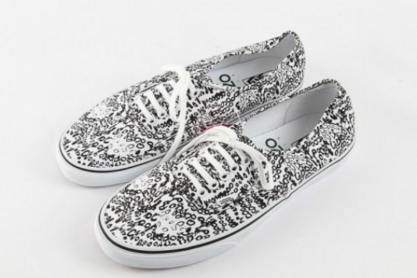 Vans x Kenzo - collection automne 2012