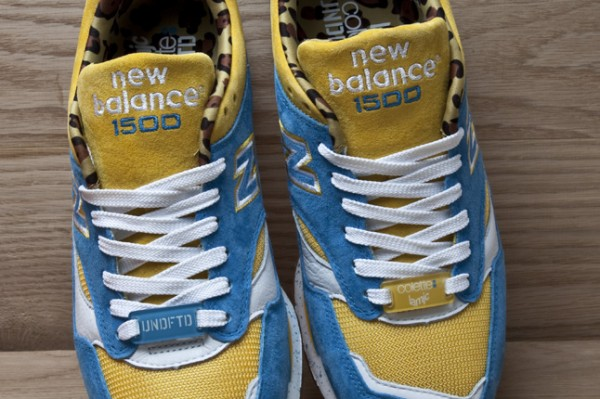 New Balance 1500 Colette x La MJC x Undefeated UCLA