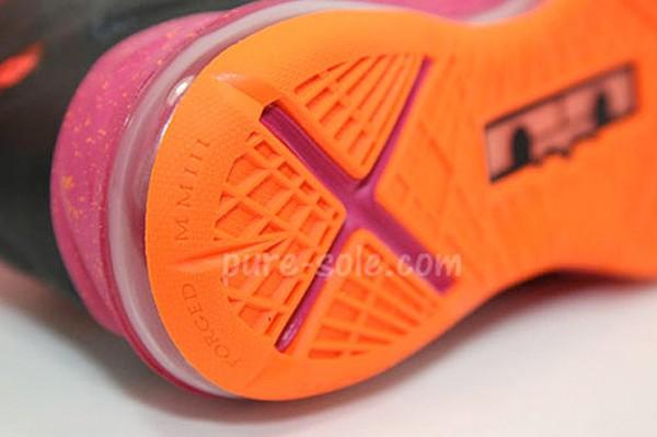 Nike Lebron 10 : des similitudes avec une Air Jordan