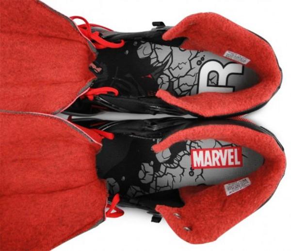 """Marvel x Reebok Pump HLS """"Crâne rouge"""""""