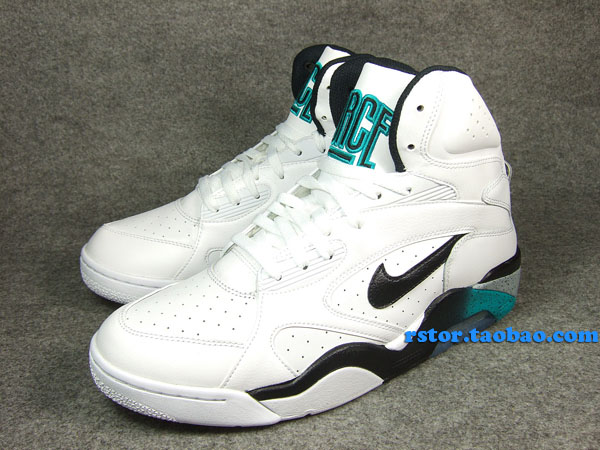 "Nike Air Force 180 David Robinson ""Teal"""
