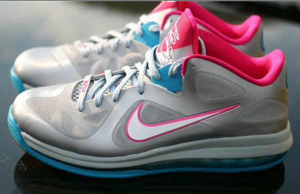 Nike Lebron 9 & Kobe 7 Fireberry