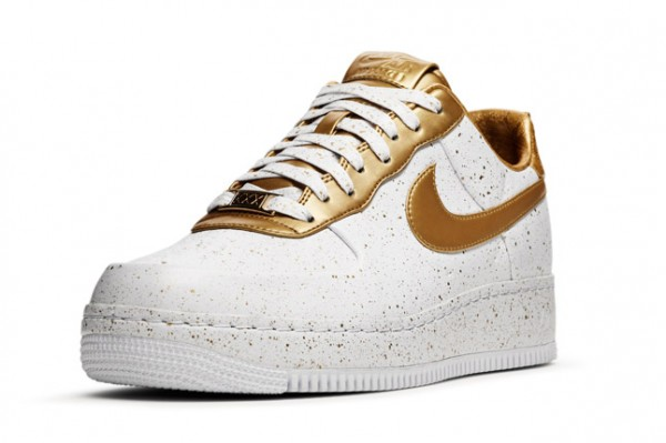 """Air Force 1 Gold Speckle """"XXX Pearl"""""""