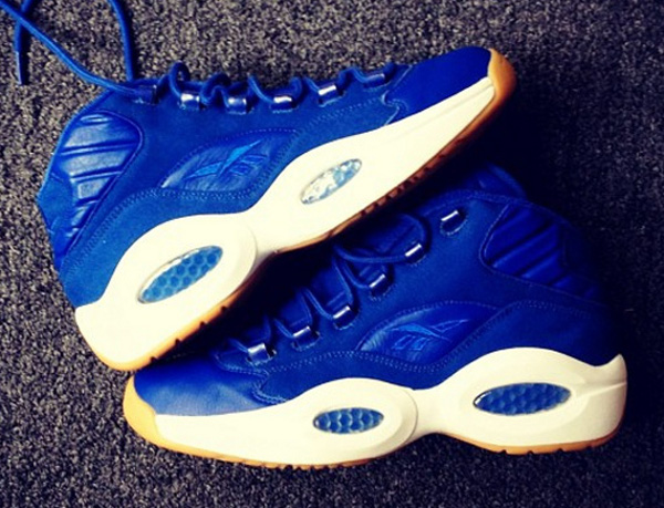 Reebok Question Mid Canvas