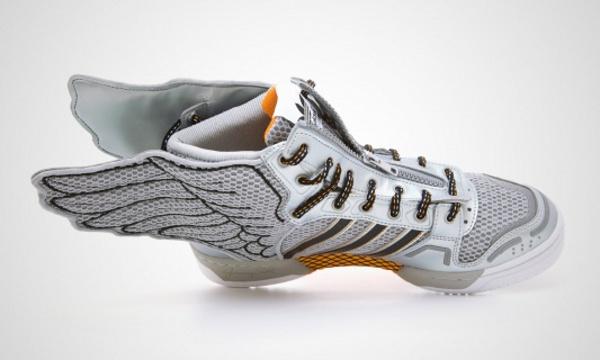 Adidas Originals JS Wings Silver Metallic