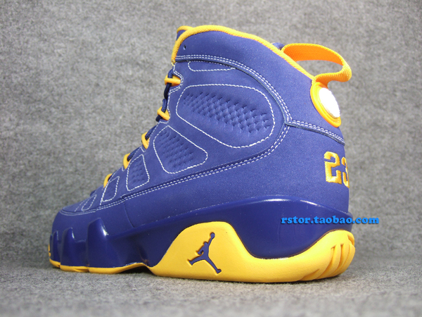 Air Jordan 9 Calvin Bailey