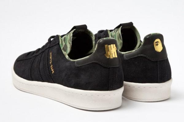 Adidas Campus 80's Bape Undefetaed