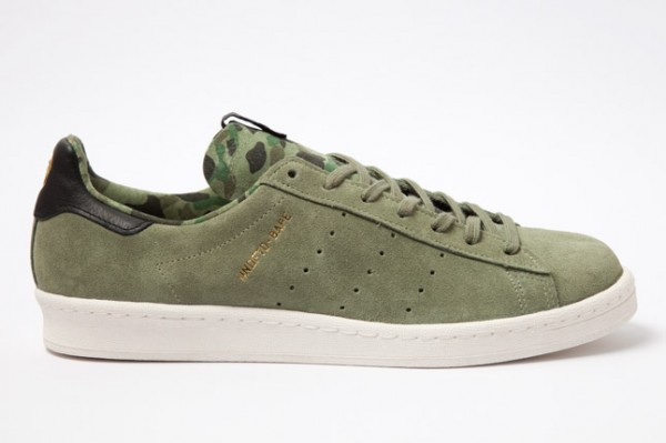 80 Adidas Campus Bape Chaussure Undefeated RLA354j
