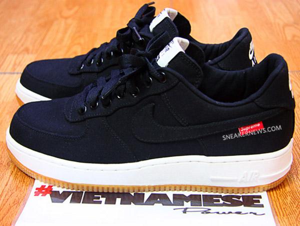 Supreme x Nike Air Force 1 Low Premium