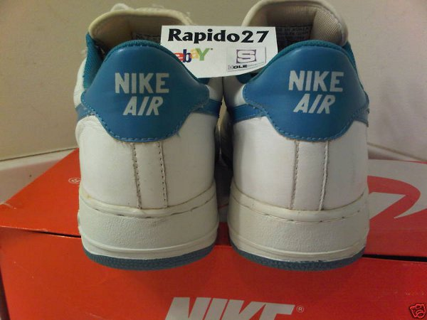 Nike Air Force 1 Low White Blue OG 1991