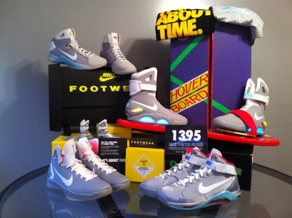 wholesale dealer b10ef d41e7 Nike Marty Mcfly