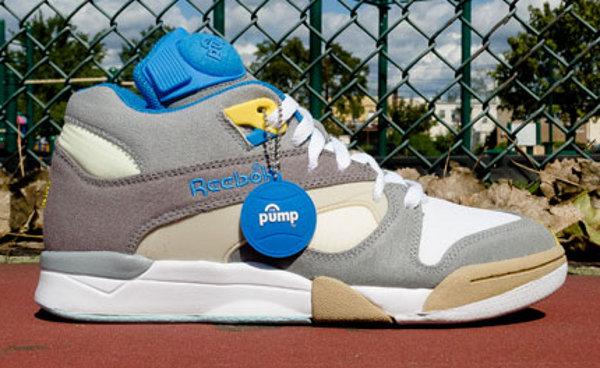 Reebok Pump Court Victory Nylon Ripstop - automne 2012