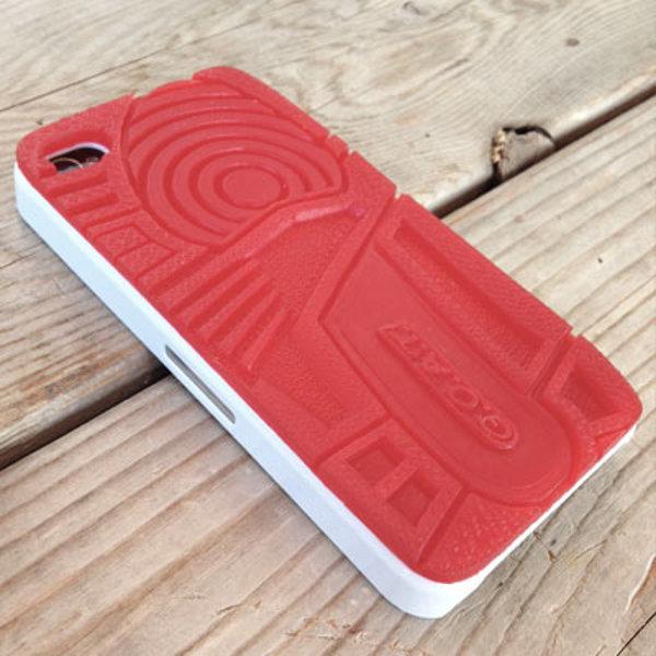 Air Jordan III : l'étui pour iphone 4