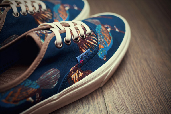 Vans California Authentic Pigeon