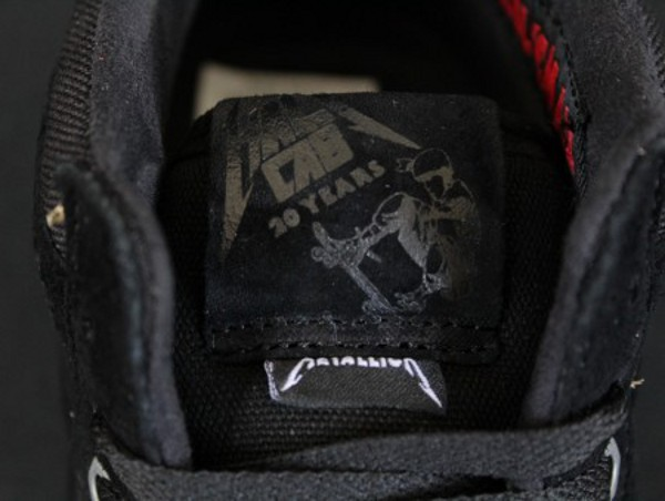 Vans Half Cab x Metallica Kill 'Em All