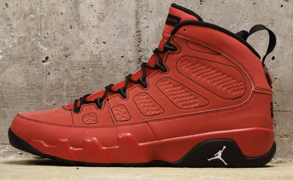 Air Jordan 9 Motorboat Jones