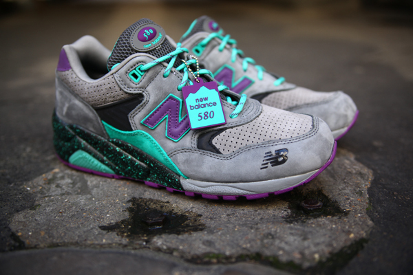 new style 06a3c 8461a New Balance 580 « Alpine Guide » par West NYC
