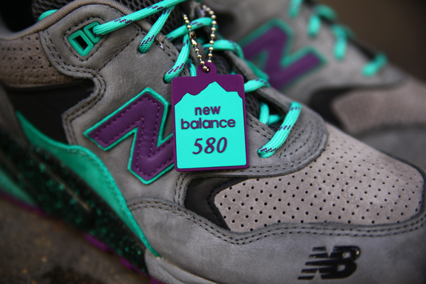 New Balance 580 « Alpine Guide » par West NYC