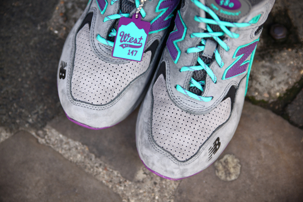 New Balance 580 « Alpine Guide » par West NYC