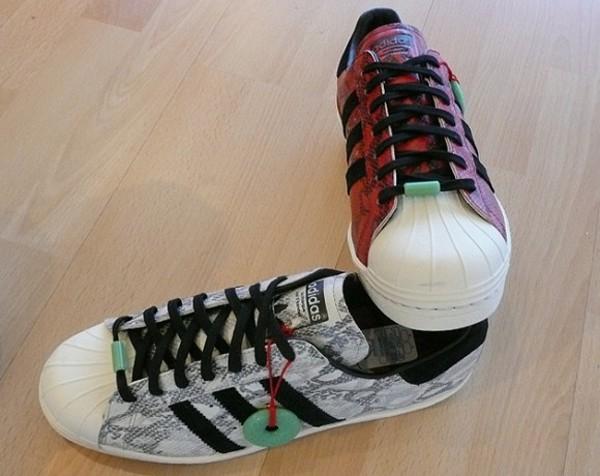 Adidas Superstar 80's année du serpent
