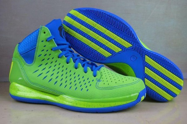 Adidas D Rose 3 Prince de Bel Air - basketball