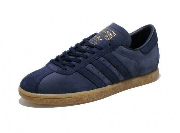 Adidas Tobacco Original bleu marine Size?