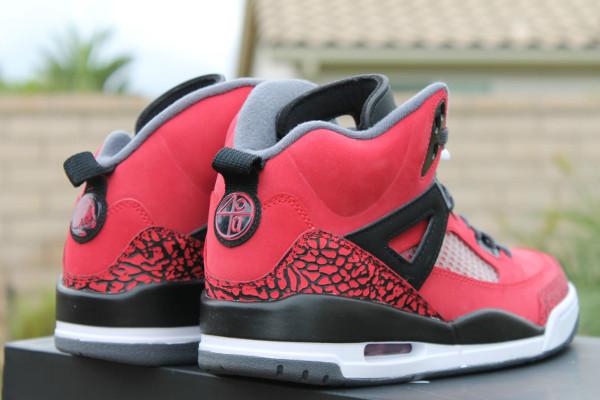 Air Jordan Spizike Gym Red