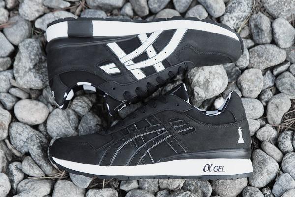 """Asics GT II Sneakersnstuff """"Le Septième Sceau"""""""