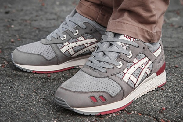 Asics Gel Lyte 3 et GT 2 Highs and Lows Bricks & Mortar