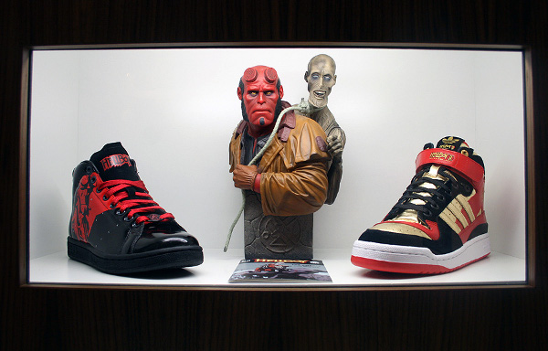 Les sneakers font leur cinéma ; kicks on film