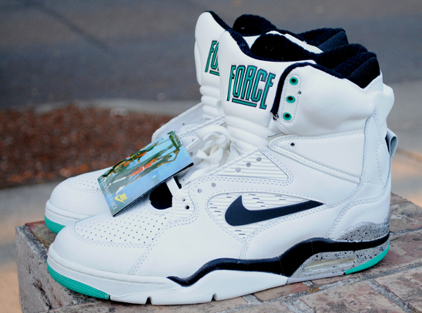 the latest 5d959 2bb53 ... 50% off nike air command force 180 david robinson a554a 18a9d
