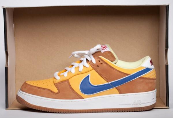 Nike Dunk SB Air Force 1 Newcastle