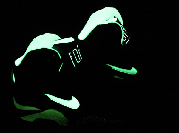 Nike Air Force 180 Mid Glow In The Dark