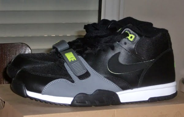 Nike Air Trainer 1 Black Neon Footlocker
