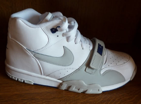 Nike Air Trainer 1 White Grey Footlocker