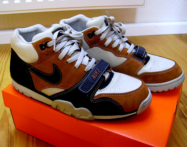 Nike Air Trainer 1 Lumberjack co.jp (2004)