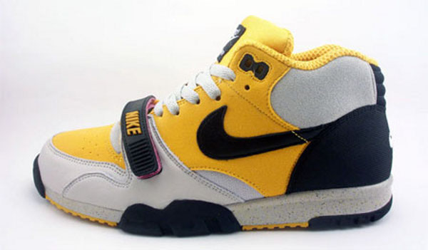Nike Air Trainer 1 Teck Pack Yellow (2007)