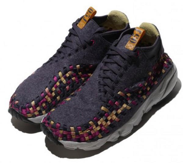 Nike Air Footscape Woven Chukka en laine