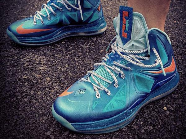 "Nike Lebron 9 ""China"""
