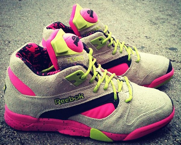 Reebok Pump Court Victory Pop