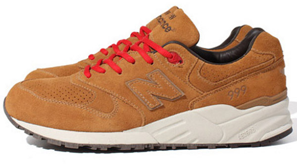 New Balance ML 999 Stussy & Undefeated & Hectic