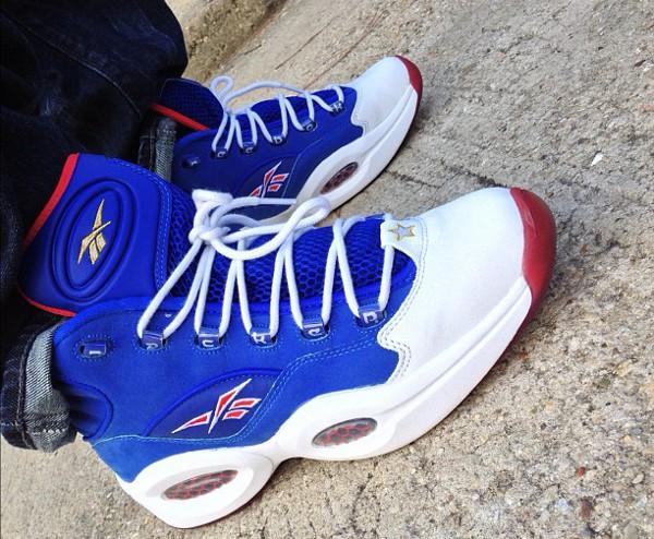 Reebok Question Packer Shoes